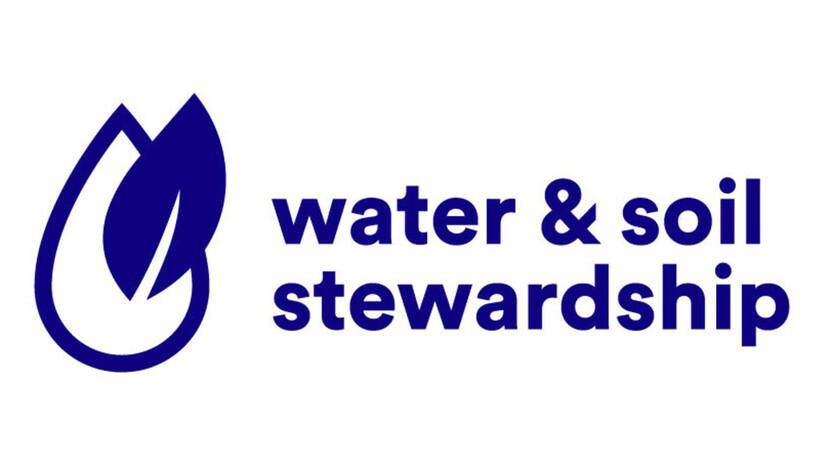 cradle2cradle logo for water & soil stewardship