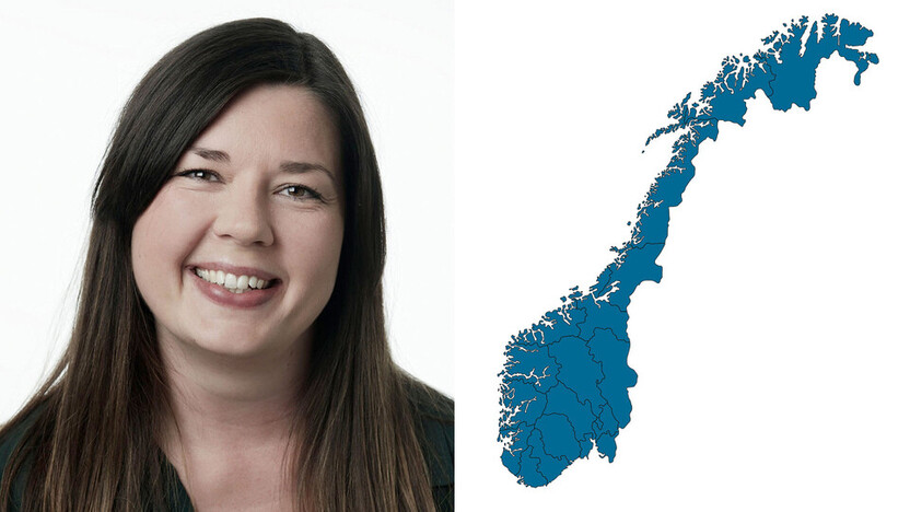 contact person, marketing, profile and map, mia bjork, Annette Kjelstad, NO