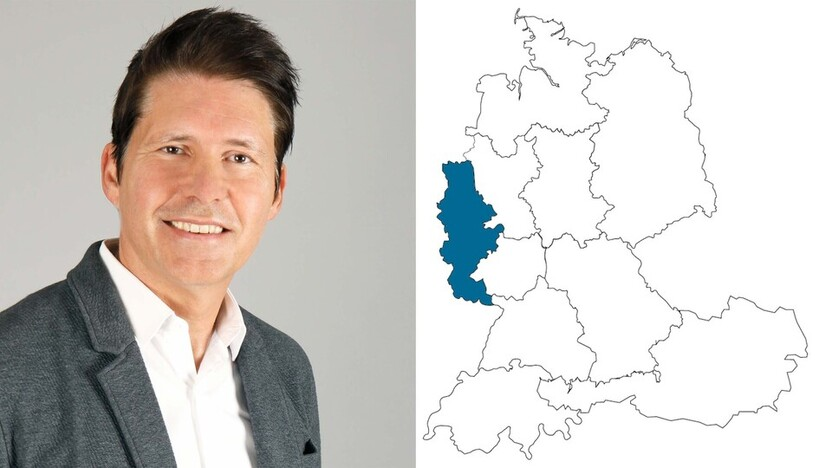 contact person, sales, profile and map, Andreas Bogdanski, Rockfon, DE