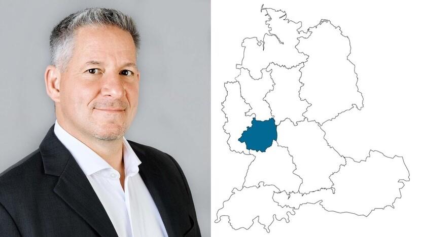 contact person, sales, profile and map, Ralf Kraft, Rockfon, DE