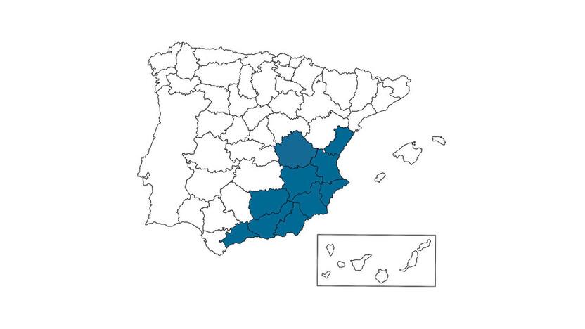 contact person, sales, profile and map, Carlos Escudero, ES