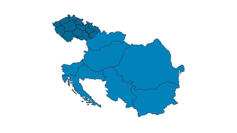 contact person, Customer Service, profile and map, Piotr Porebski, all regions, czech republic and slovakia, CZ