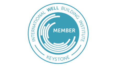 Logo, International WELL Building Institute, member mark