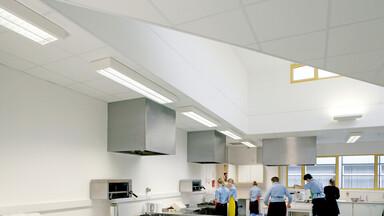 Mountfitchet High School, Sonar E-edge, Hygienic A-edge, education health