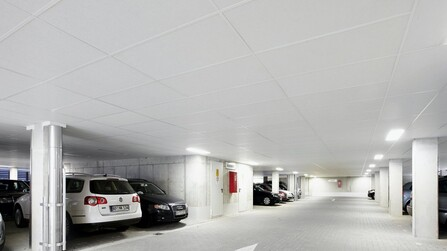 Facett Plano, Garage