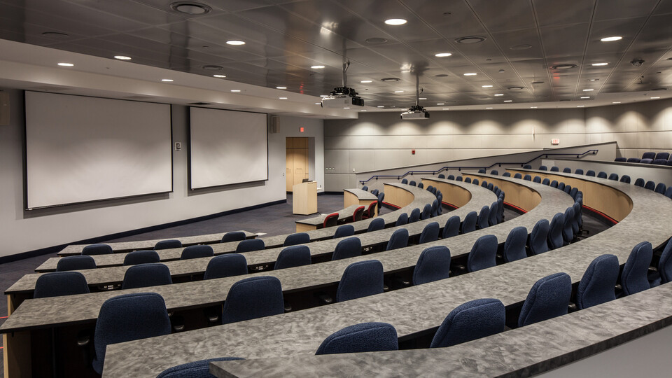 Featured products: Rockfon® Spanair® Plank Hook-in Metal Panel Ceiling System - Rockfon® Spanair® Plank Hook-on Metal Panel Ceiling System