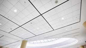 Metro Toronto Convention Centre (MTCC), Toronto, Canada, 3771,9m2, B + H Architects, Showtech Power & Lighting, LEED, Bochsler Creative Solutions, Koral, Square Tegular, 2' x 2', White, Renovation