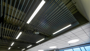 Acoustic Ceiling Design Ideas Rockfon