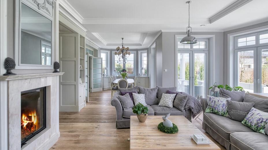 Residence,Poland,200m²,Bartosz Makowski,ROCKFON Mono Acoustic,white, residential