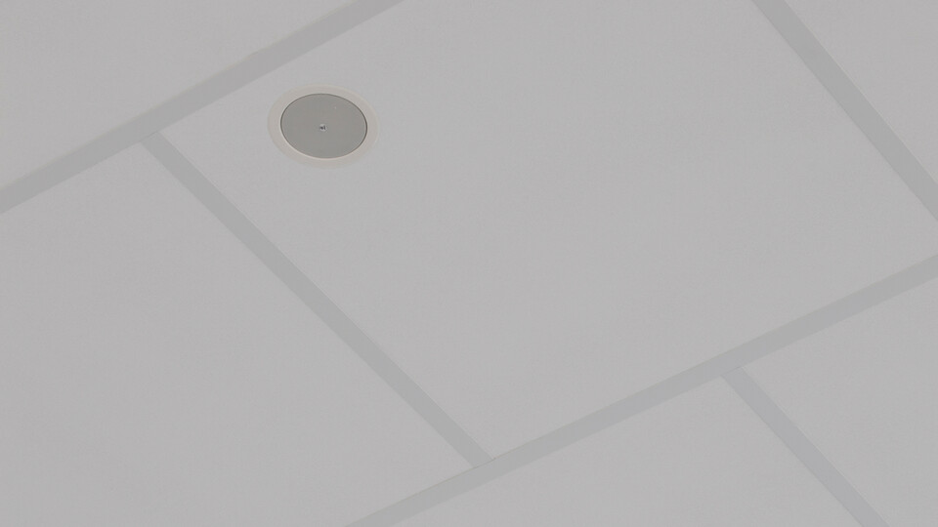 Produkt i bilden: Rockfon® Boxer™, AEX, 1200 x 1200