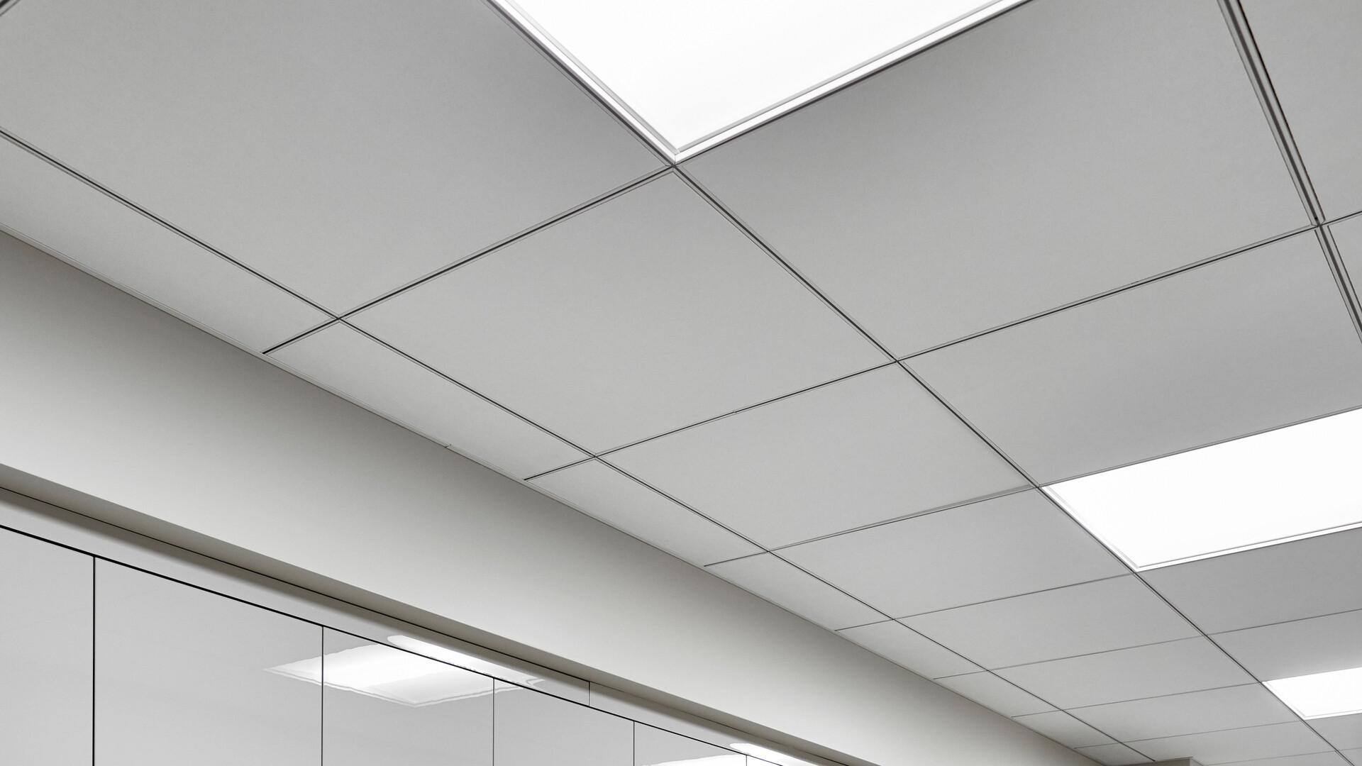 "Featured products: Rockfon Artic® - Chicago Metallic® 4600 Ultraline™ 9/16"""