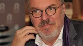 article illustration, profile picture, interior designer, Georges Dantine, BE