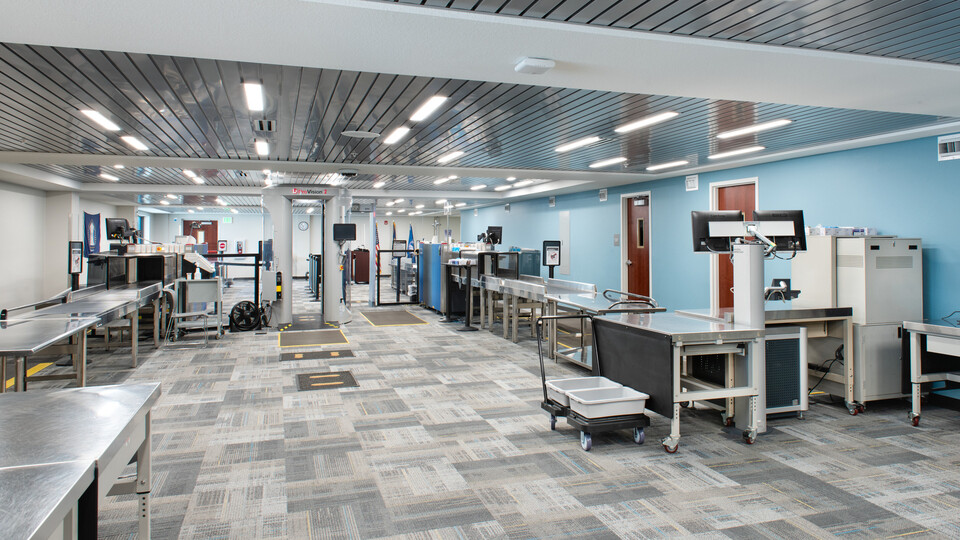 Featured products: Rockfon® Planar® and Planar® Plus Linear Ceilings