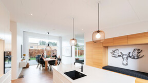 Kitchen in private home Aarhus