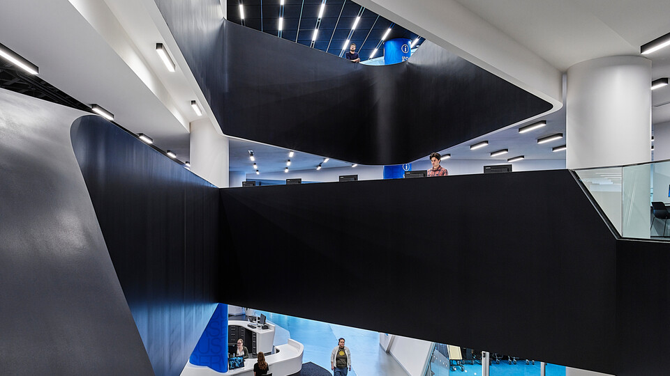NA, Stanley Milner Library, Teeple Architects
